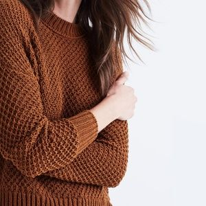 Madewell Sweaters - Madewell Chunky Loose Fit Sweater